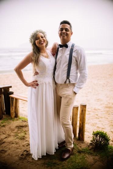 Casamento na praia de Ubatuba 2