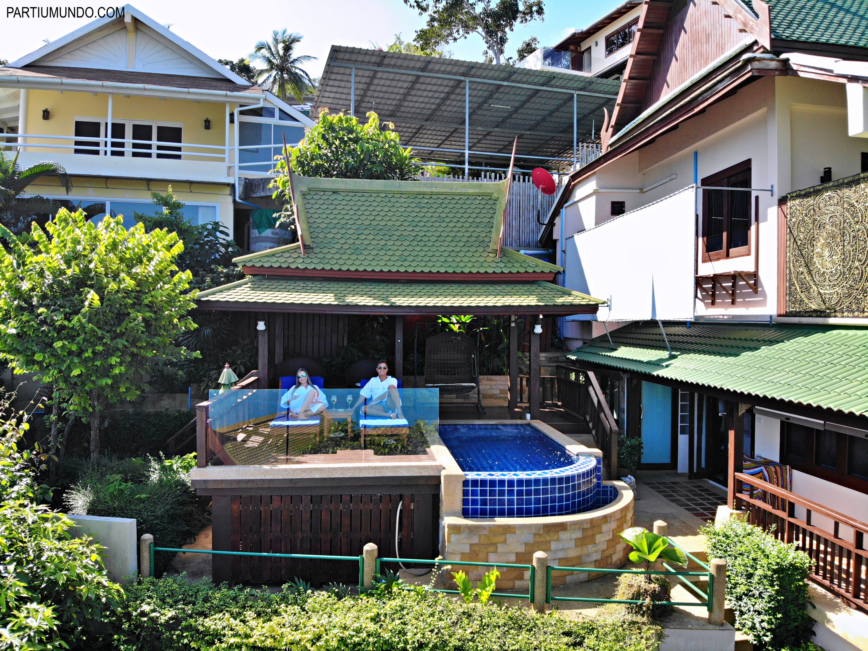 Sandalwood Luxury Villas - Koh Samui