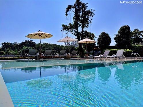 Onde se hospedar em Chiang Mai Riverside 10a