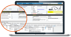 ACT/CRM Vertriebssoftware