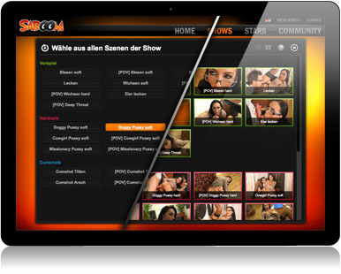 saboom interactive porn director