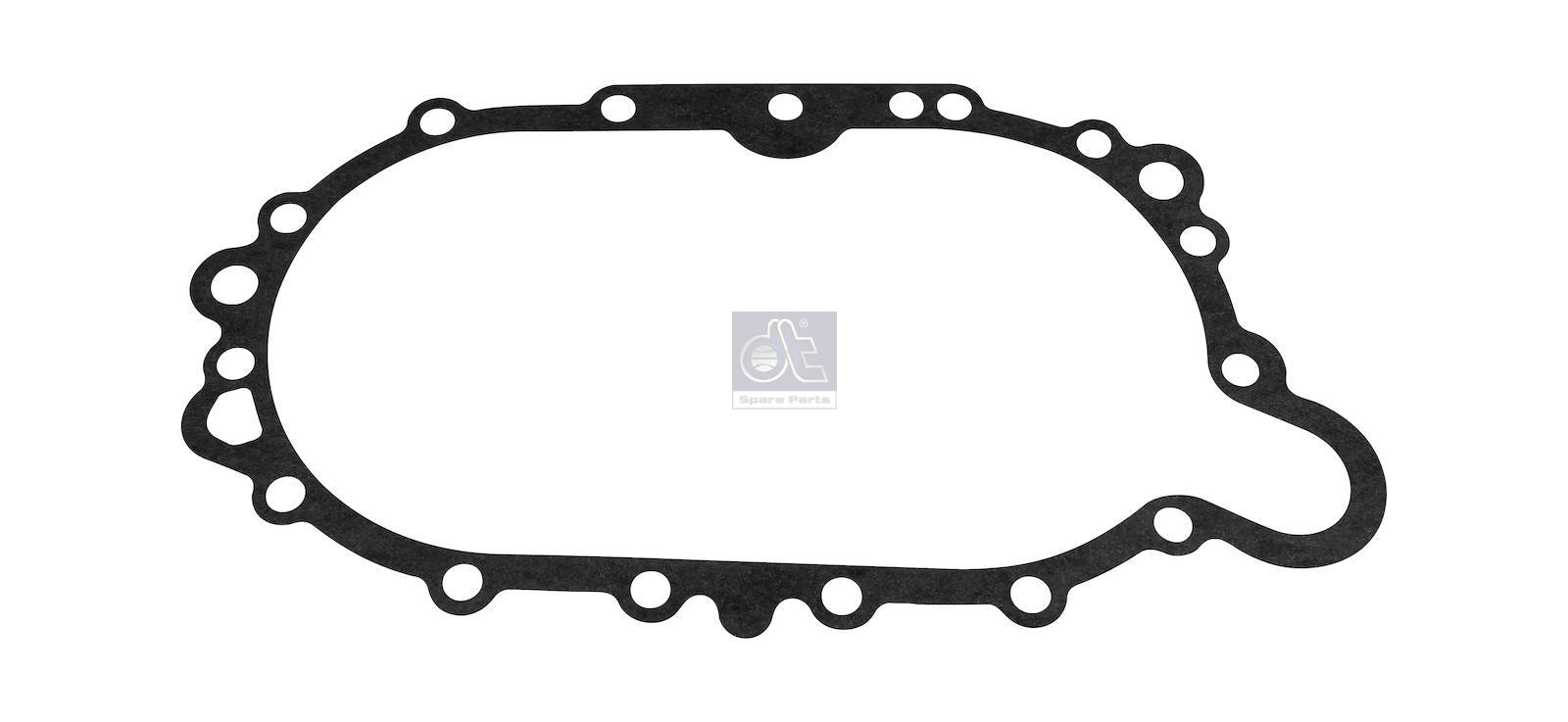 DT 1.24442 Gasket, axle drive 1414595 suitable for Scania
