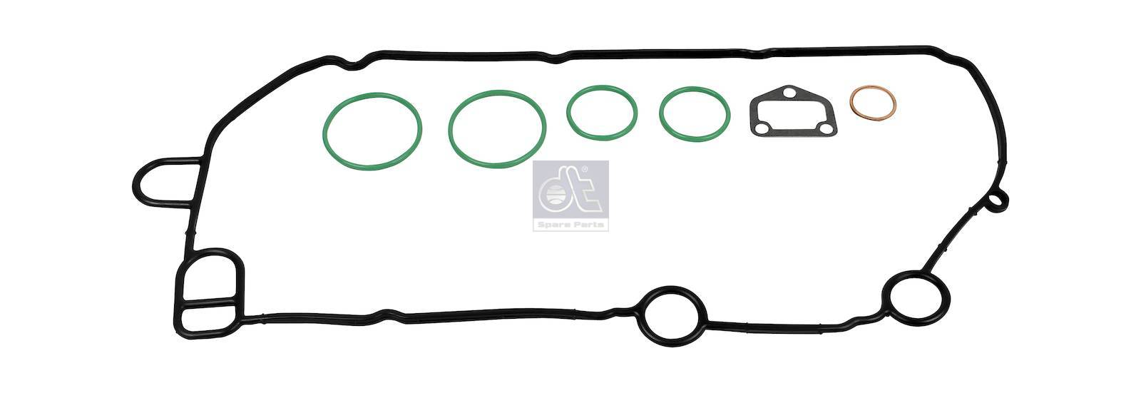 DT 1.31149 Gasket kit, oil cooler 1502798S suitable for Scania