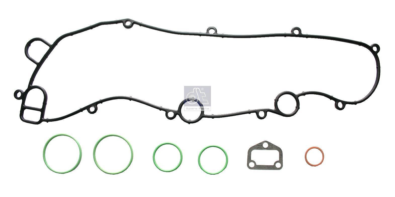 Dt 1 Gasket Kit Oil Cooler S Suitable For Scania