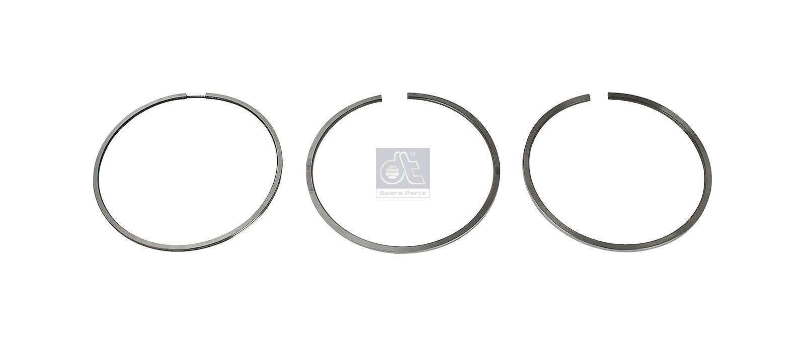 DT 1.33130 Piston ring kit 1798722 suitable for Scania