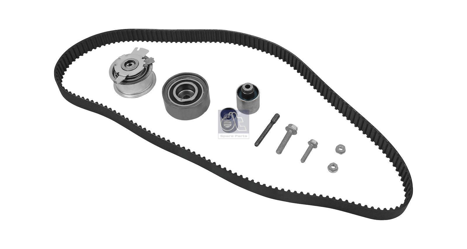 DT 11.90201 Timing belt kit suitable for Audi, Seat, Skoda, VW