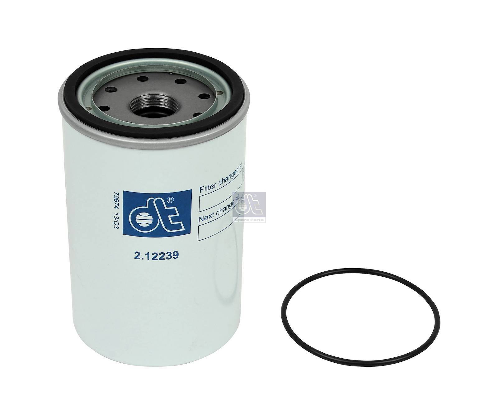 hight resolution of fuel filter water separator