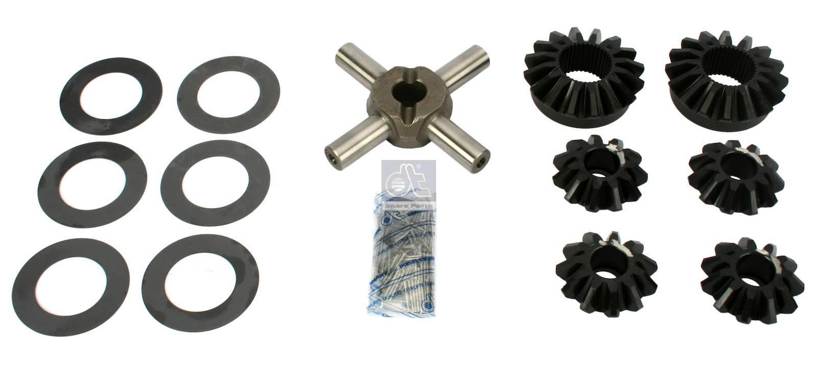 DT 2.93331 Differential kit suitable for Renault, Volvo