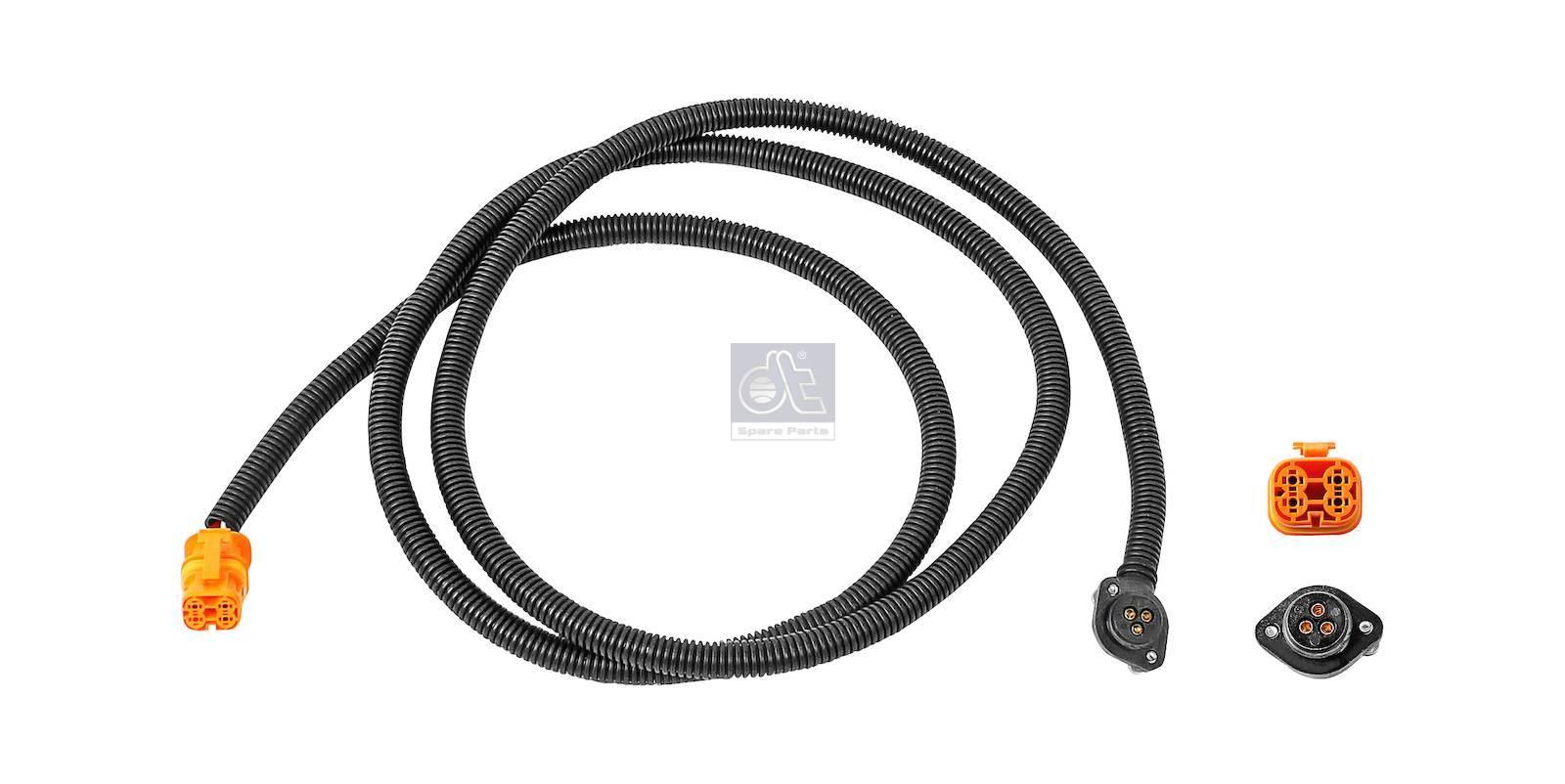 Dt 3 Cable Harness Orange 81 Suitable