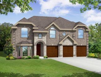 Carter Ranch New Homes In Celina Tx By First Texas Homes