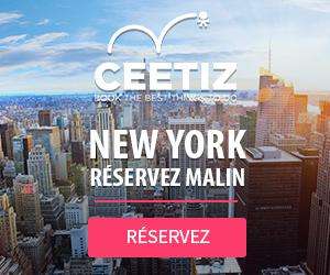 Ceetiz - New-York - Réservez Malin