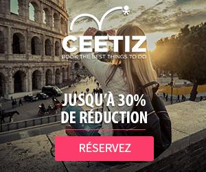 Ceetiz - Ceetiz - Jusqu'à -30%