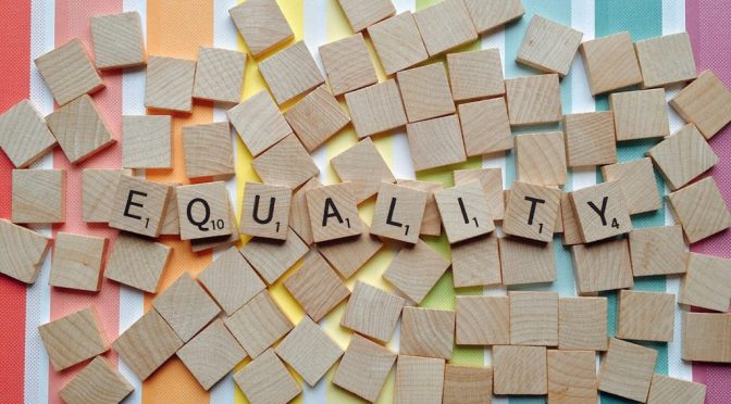 GleichbeRECHTigt leben – unsere Werte, unsere Rechte
