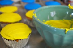 Yellow Frosting