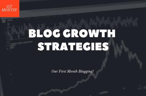 """""""first month blogging"""""""