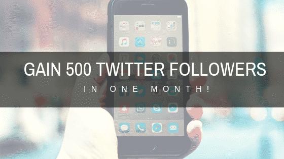 gain twitter followers