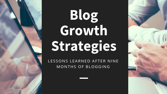 ninth month blogging