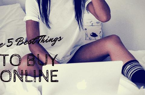 """the five best things to buy online"""