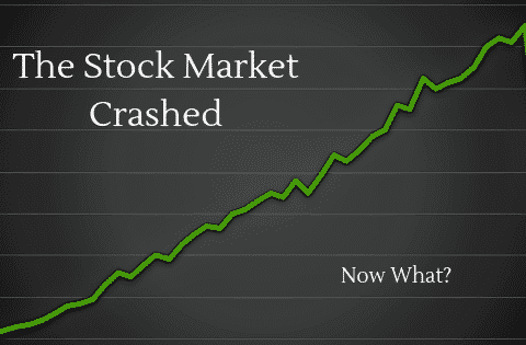 """""""What to do when the market crashes"""""""