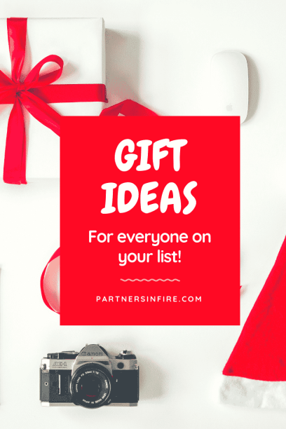 """ultimate gift giving guide"""