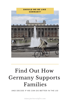 """Germany supports its families"