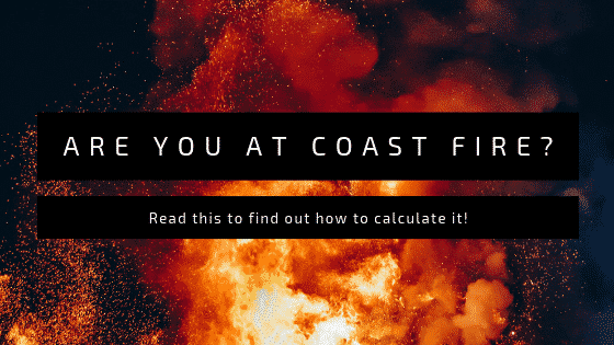 """calculating coast fire"""