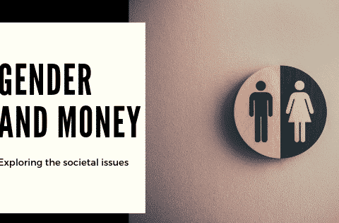 """exploring the issues of gender and money"""