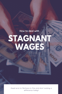 """deal with wage stagnation"""