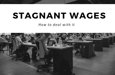 """how to deal with wage stagnation"""