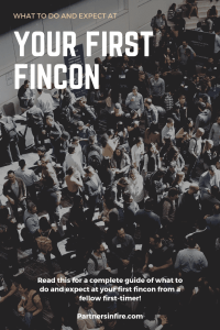 attending your first fincon
