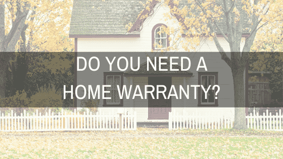 """do you need a home warranty?"""