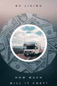 """cost of living in an RV full time"""