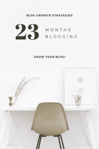 """23rd month blogging"""
