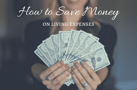 save money on living expenses