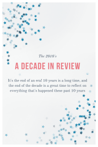 """a decade in review"""