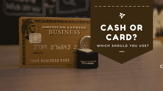 """""""cash or card?"""""""