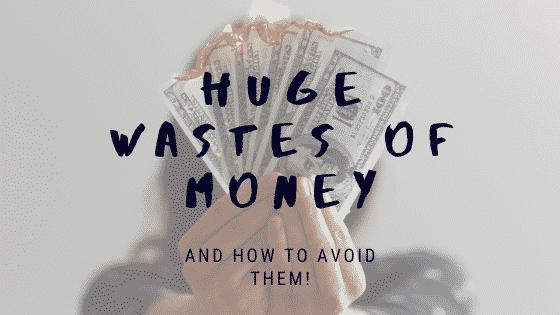 """Huge wastes of money"""