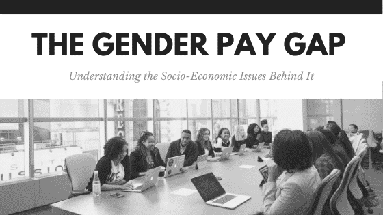 """""""the Gender pay gap"""""""