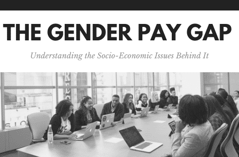 """the Gender pay gap"""