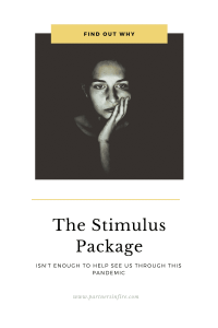 """stimulus package isn't enough"""