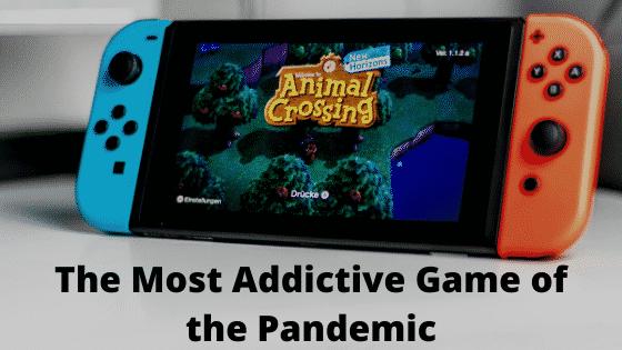animal crossing is so addictive