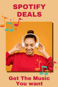 the best spotify deals