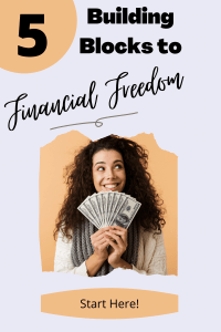 getting to financial freedom