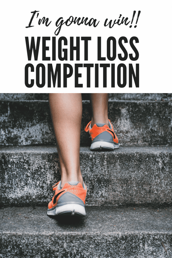 Weight Loss Competition - staying healthy