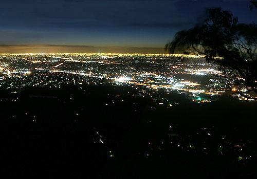 Melbourne lights