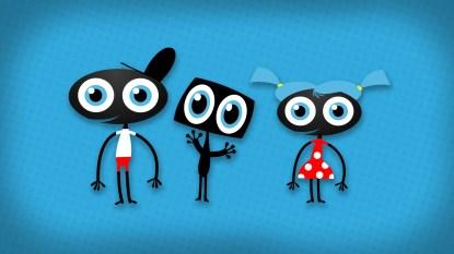 Character design for kid network VTMKZOOM
