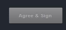 agree sign grey