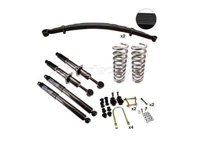 Drivetech 4x4 Enduro HD Lift Kit fits Ford Ranger PX