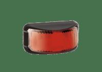 Narva LED Marker Lamp Black/Red 91632BL | Sparesbox