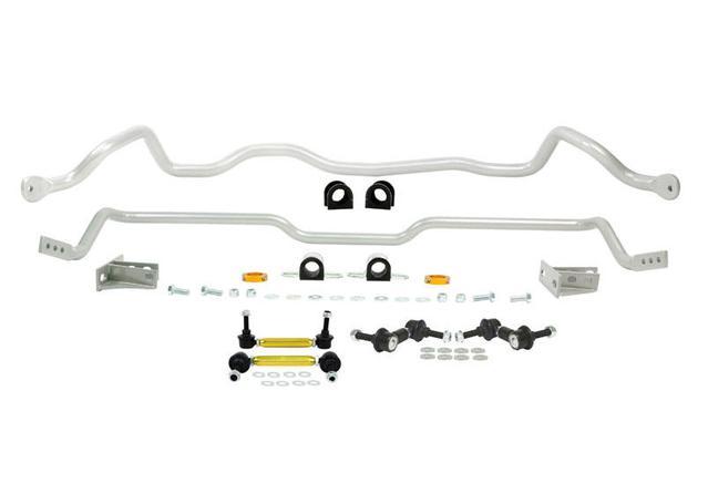 Whiteline BMK009M Sway Bar Kit Front & Rear fits